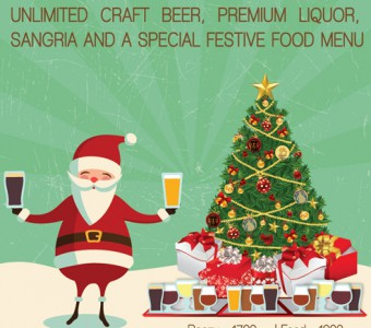 Arbor Brewery Christmas Brunch