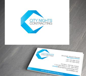 Business Cards – City Nights Contracting