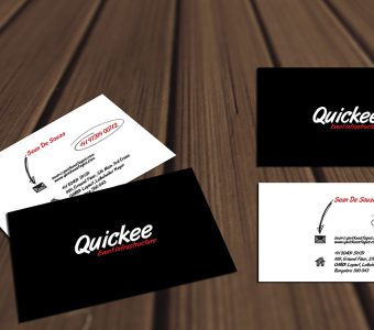 Business Cards – Quickee Stages