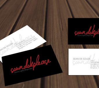 Business Cards – SoundOKPlease