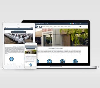 Websites – Camtech